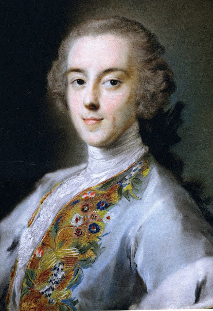 A picture of the author Horace Walpole