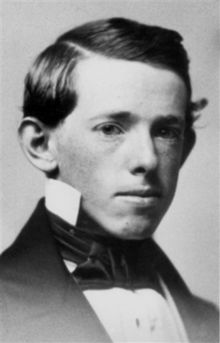 A picture of the author Horatio Alger