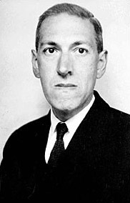 A picture of the author H. P. Lovecraft