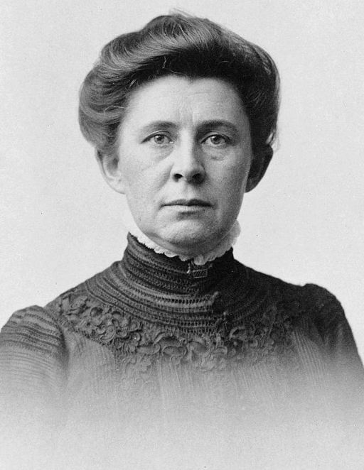 A picture of the author Ida Tarbell