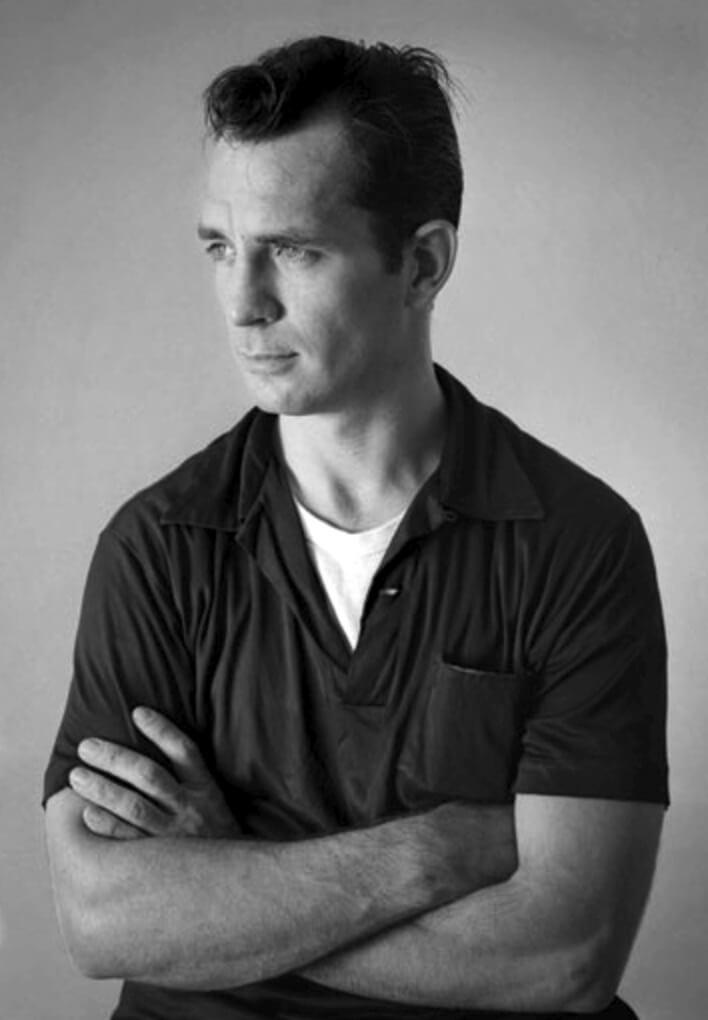 A picture of the author Jack Kerouac