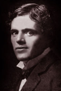 A picture of the author Jack London
