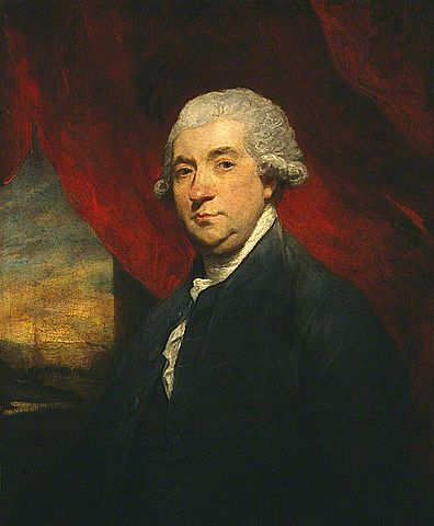 A picture of the author James Boswell