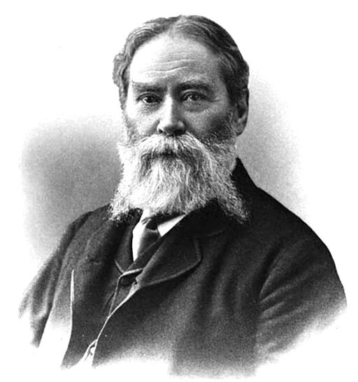 A picture of the author James Russell Lowell