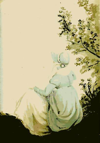 A picture of the author Jane Austen