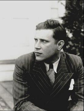 A picture of the author Jesse Stuart