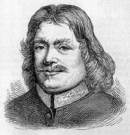 A picture of the author John Bunyan
