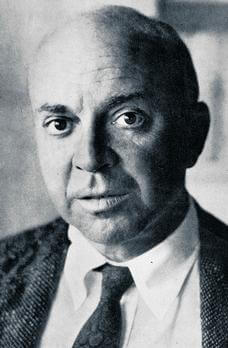 A picture of the author John Dos Passos