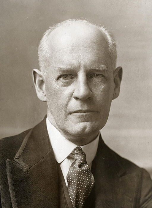 A picture of the author John Galsworthy