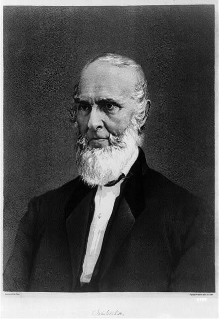 A picture of the author John Greenleaf Whittier
