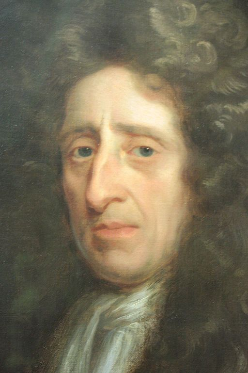 A picture of the author John Locke