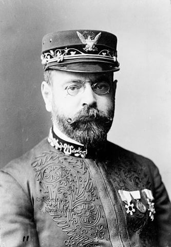 A picture of the author John Philip Sousa