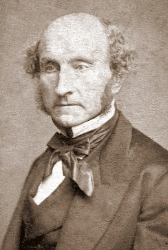 A picture of the author John Stuart Mill