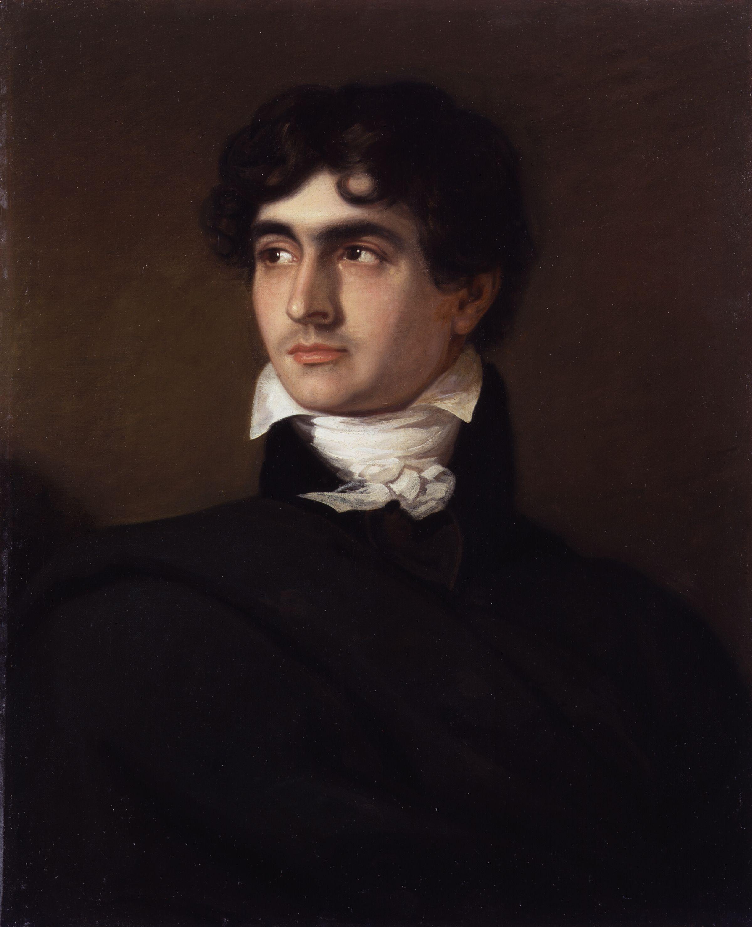 A picture of the author John William Polidori