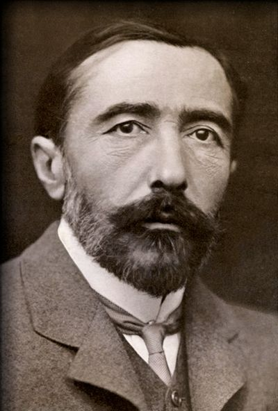 A picture of the author Joseph Conrad