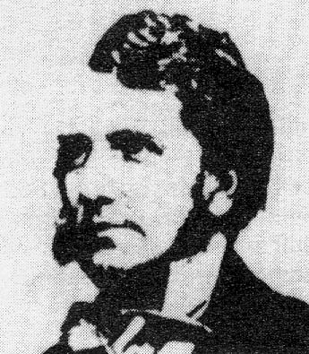 A picture of the author Joseph Sheridan Le Fanu
