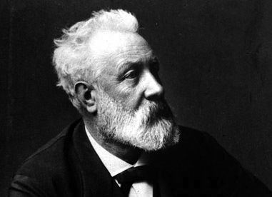 A picture of the author Jules Verne