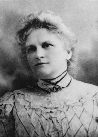 Portrait picture of Kate Chopin