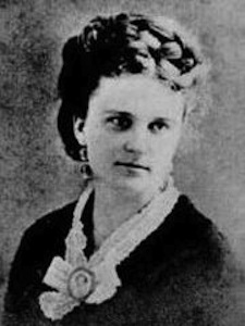 A picture of the author Kate Chopin