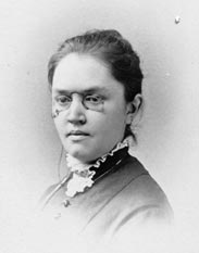 A picture of the author Katharine Lee Bates