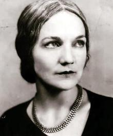 A picture of the author Katherine Anne Porter