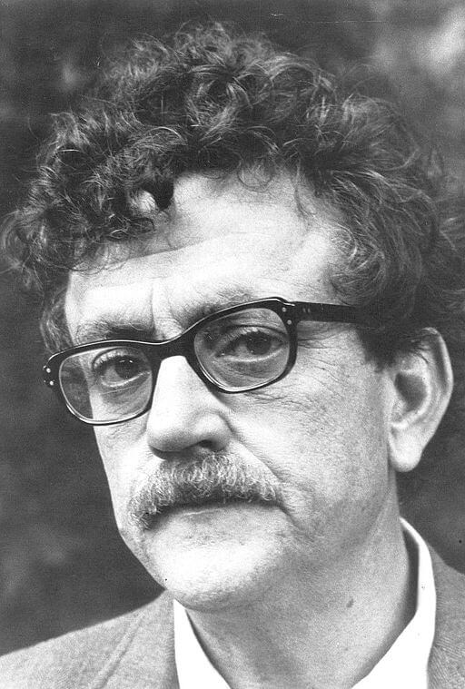 A picture of the author Kurt Vonnegut, Jr.