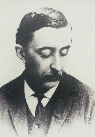 A picture of the author Lafcadio Hearn