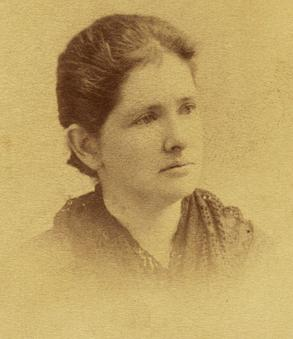 A picture of the author Laura E. Richards