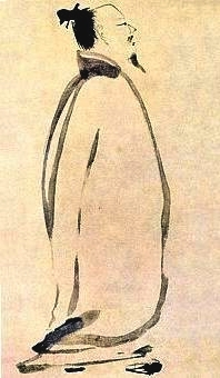 A picture of the author Li Bai