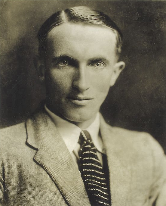 A picture of the author Liam O'Flaherty
