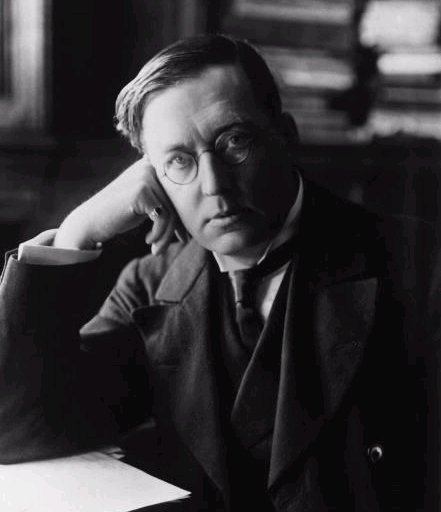 A picture of the author M.R. James