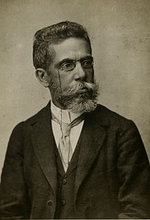 A picture of the author Machado de Assis