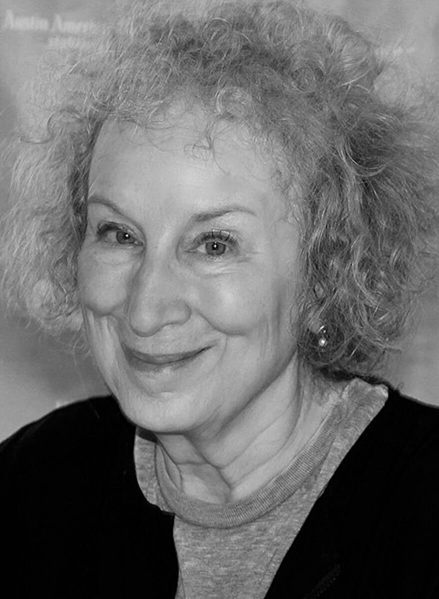 A picture of the author Margaret Atwood