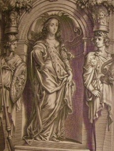 A picture of the author Margaret Cavendish