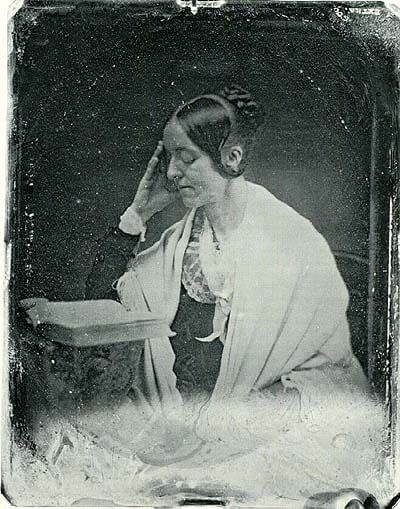 A picture of the author Margaret Fuller