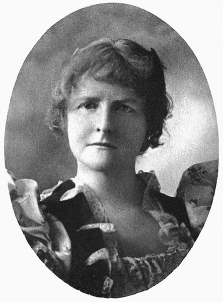 A picture of the author Mary E. Wilkins Freeman
