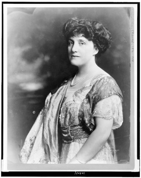 A picture of the author Mary Roberts Rinehart