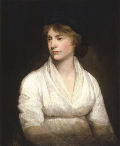 A picture of the author Mary Wollstonecraft