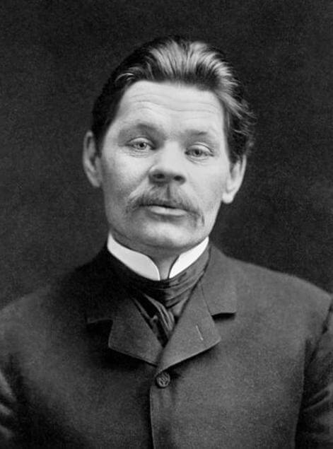 Russian Authors: Maxim Gorky