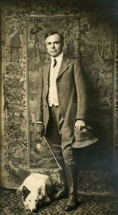 A picture of the author Melville Davisson Post