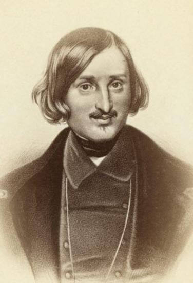 Russian Authors: Nikolai Gogol