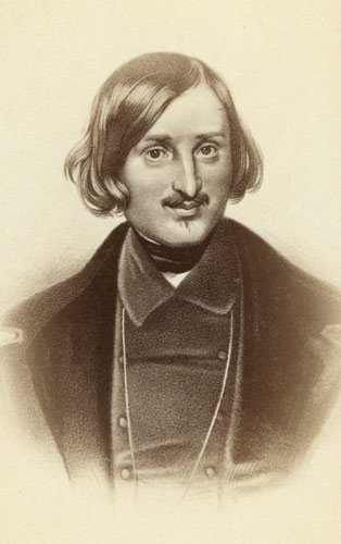 A picture of the author Nikolai Vasilievich Gogol