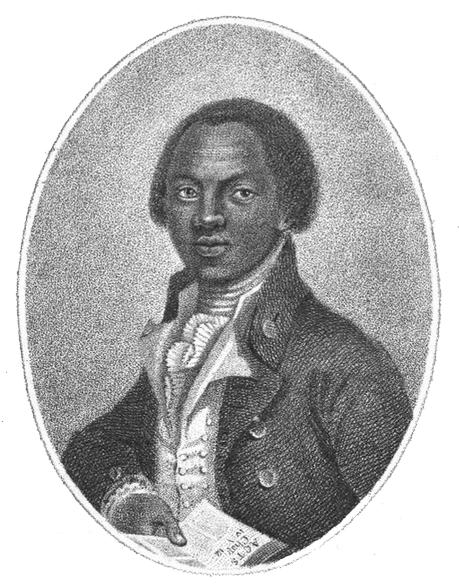 A picture of the author Olaudah Equiano