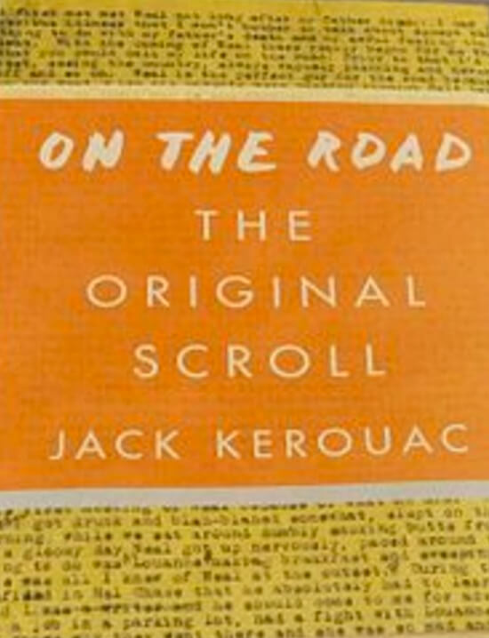 Jack Kerouac: On The Road, 1957