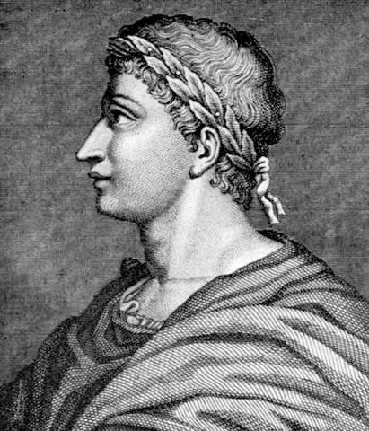 A picture of the author Ovid