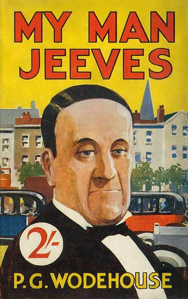 P.G. Wodehouse, My Man Jeeves, 1920