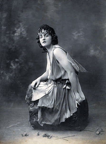 A picture of the author P.L. Travers