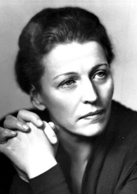 A picture of the author Pearl Buck