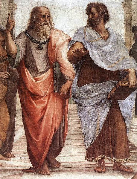 A picture of the author Plato