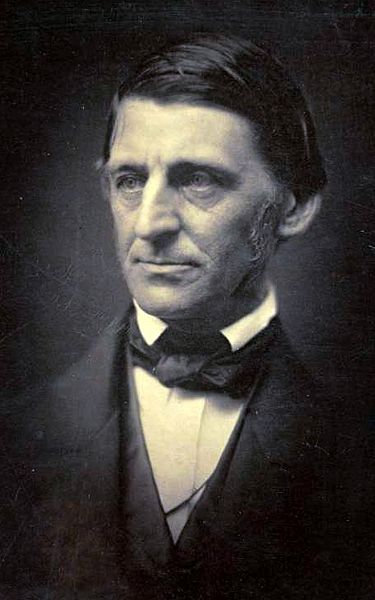 A picture of the author Ralph Waldo Emerson